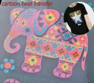 Washable and Durable Decal Transfer Stickers for T-Shirts pictures & photos