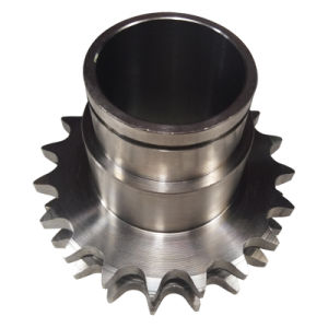 M1 Pressure Angle 20 Degrees Spur Gear / Sprocket with 12 Teeth pictures & photos