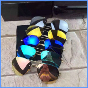 High Quality Metal Polarized Lens Sunglasses pictures & photos