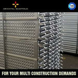 Hot DIP Galvanized All Around Ringlock System Scaffolding pictures & photos