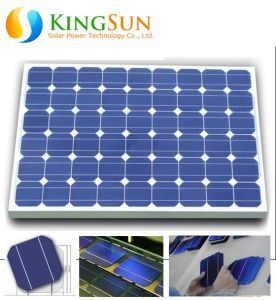 210W Efficiency Mono Silicon Solar Panel pictures & photos