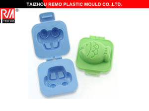Plastic Children Plasticine Shaped Mould pictures & photos