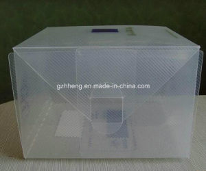 Custom Folding Gift PVC Box (HH 10) pictures & photos