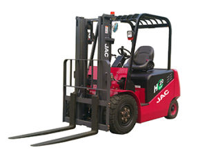 Professional Supplier of Electric Forklift 2ton pictures & photos