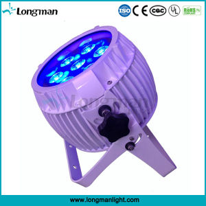 Waterproof 98W 6in1 Outdoor Battery Operated Wireless LED PAR pictures & photos