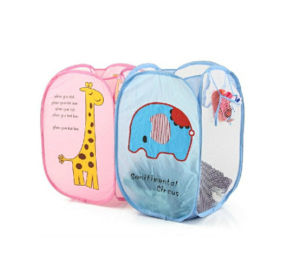 New Design Hot Sselling Collapsible Laundry Basket pictures & photos