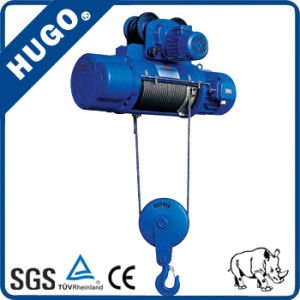 Hot Sale Wire Rope Electric Hoist Electric Winch pictures & photos