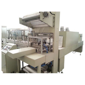 Full Automatic Plastic Bottle Heat Shrink Packing Machine pictures & photos