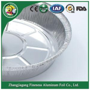Disposable Round Aluminium Foil Tray pictures & photos