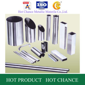 AISI201, 304.316, 410 Stainless Steel Welded Pipe 400g pictures & photos