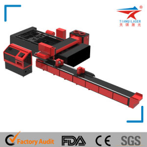 Fiber Laser Cutting Machine for 1-8mm Stainless Steel Cutting (TQL-MFC500-GB3015) pictures & photos