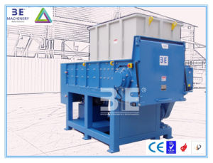 Plastic Shredder/Single Shaft Shredder of Recycling Machine with Ce (WT4080) pictures & photos