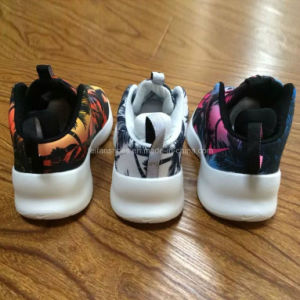 Latest Fashion High Quality Woman Running Shoes Basketball Shoes (B156) pictures & photos