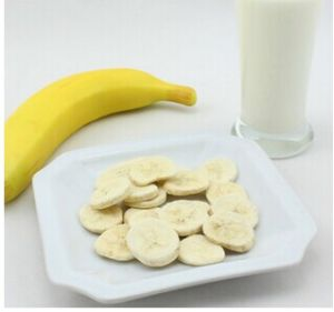 Dehydrated Banana Chips-Freeze Dried Banana Chips