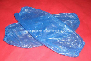 PE LDPE Oversleeves, Disposable Waterproof Sleeve Cover, Disposable Plastic Sleeves pictures & photos