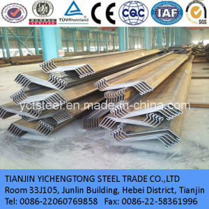 Fire Resistant Steel Sheet Piling for Workshop & House pictures & photos