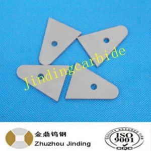 High Wear Resistance Carbide Plate with Hole for Tamping pictures & photos