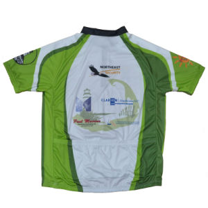 Sublimated Cycling Jersey/Sublimation Cycling Shirt pictures & photos