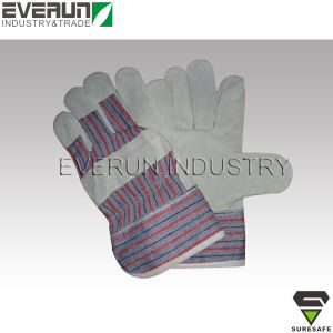 Cheap Work Gloves Hand Gloves Leather Gloves pictures & photos