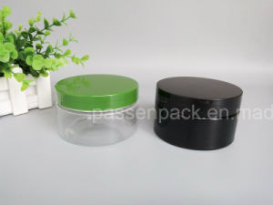 Pet Plastic Jar for Cosmetic Cream Packaging (PPC-70) pictures & photos