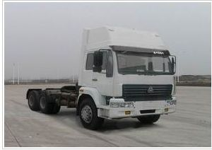 China Made Sinotruk 6*4 290kw/H Tractor pictures & photos