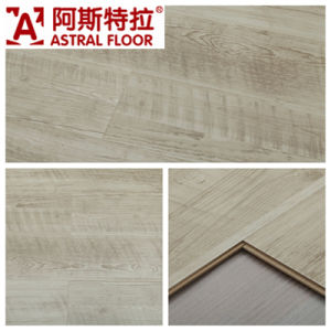 High Gloss Laminate Flooring Am5508 (U-Groove) pictures & photos