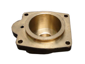 Valve Body / Valve Spare Part Made of Brass Forging pictures & photos
