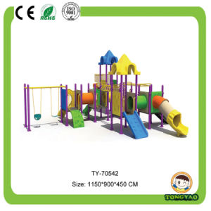 Colorful and Cheaper Outdoor Slide for Kids (Ty-70542) pictures & photos