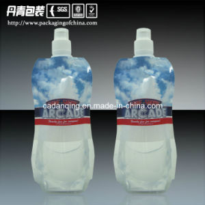 Wholesale Hot Selling Water Pouch with Spout for Liquid Packaging pictures & photos