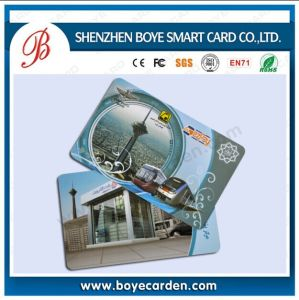 Factory Best Price PVC Plastic Advertising Game Card pictures & photos