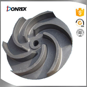 OEM Service Iron Precision Cast Impeller