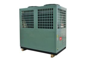 Air to Water Heat Pump (air source water heater) pictures & photos