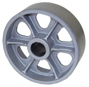 Customized Cast Iron Wheels for Transmission Part pictures & photos