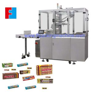 Automatic Envelope Type X-Folded Rice Cake Packing Machine pictures & photos