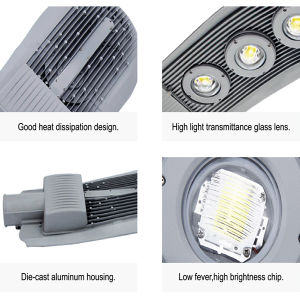 City and Village Outdoor Cast Iron LED Outdoor 100 Watts LED Street Light pictures & photos