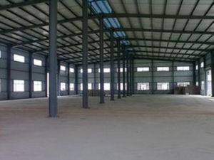 Pre Engineering Light Steel Structure for Car Parking pictures & photos