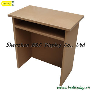 Students Use Paper Desk / Cardboard Table (B&C-F005) pictures & photos