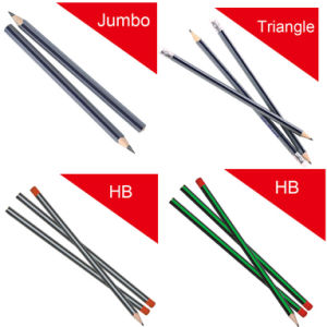 Jumbo Hb Pencil for Promotional Gift pictures & photos