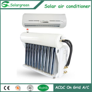 Saving Energy and Protecting Environment Acdc Solar Air Conditioner pictures & photos