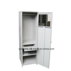 Hot Selling Stand Feet Metal Clothes Locker with Great Price pictures & photos