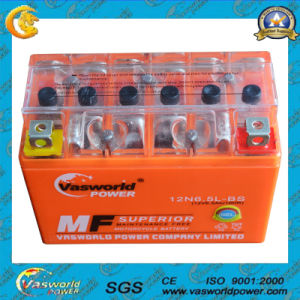 High Quality Gel Motorcycle Battery 12V6.5ah Made in China with Low Price pictures & photos