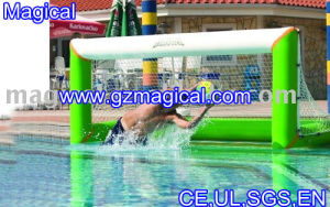 Green Color Inflatable Sport Field for Water (MIC-496) pictures & photos