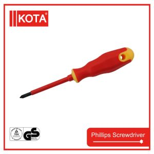 Insulated Classic 1000V Philips Screwdrivers