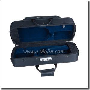 4/4 Styrofoam Shell Double Violin Case (CSV203) pictures & photos