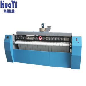 2015 Best Sale Laundry Flatwork Ironer pictures & photos