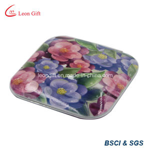 High Quality Folding Logo Compact Mirror for Advertising pictures & photos