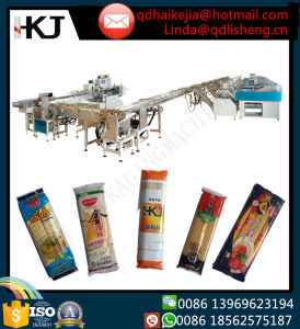 High Quality Automatic Long Pasta Packaging Machine with 8 Weighers pictures & photos