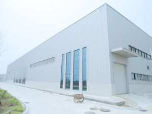 Steel Structure Building (Metal Material Building) pictures & photos