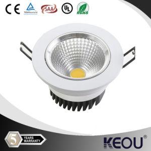 Factory Price Bis Saso Recessed COB LED Downlight Lamp pictures & photos