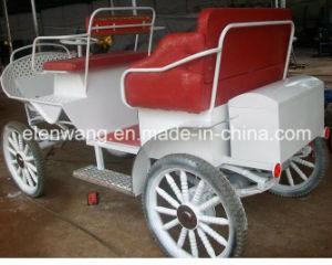 Mini 4wheeled Horse Carriage (GW-HC029) pictures & photos